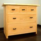 チェスト【南部赤松を使用した手作り家具】